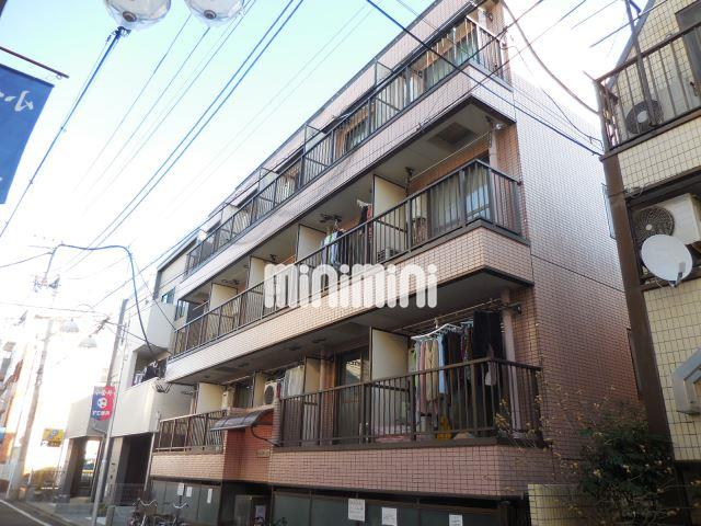 西武鉄道多摩川線 新小金井駅(徒歩1分)