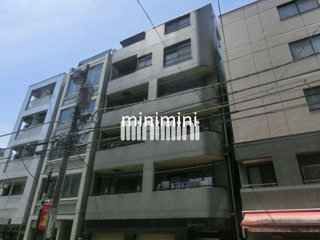 総武・中央緩行線 東中野駅(徒歩3分)