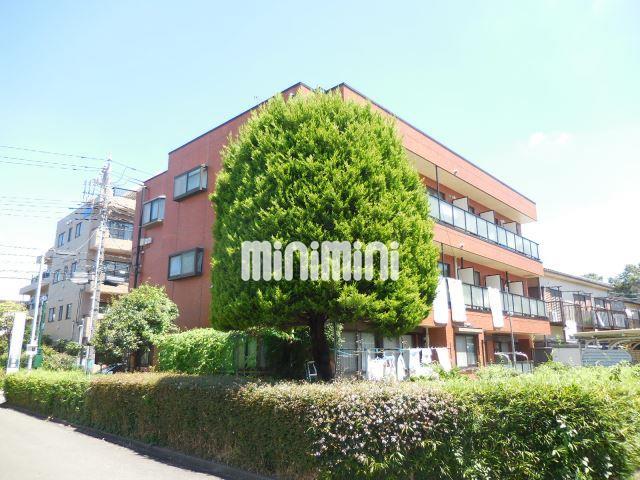 西武鉄道多摩川線 多磨駅(徒歩4分)