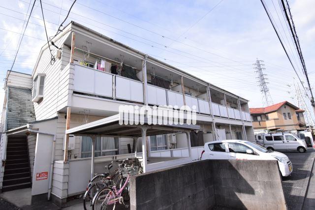 西武多摩川線 白糸台駅(徒歩4分)