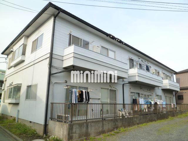 西武鉄道多摩川線 多磨駅(徒歩15分)