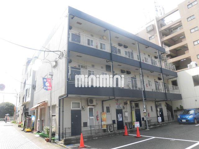 西武鉄道多摩川線 競艇場前駅(徒歩13分)