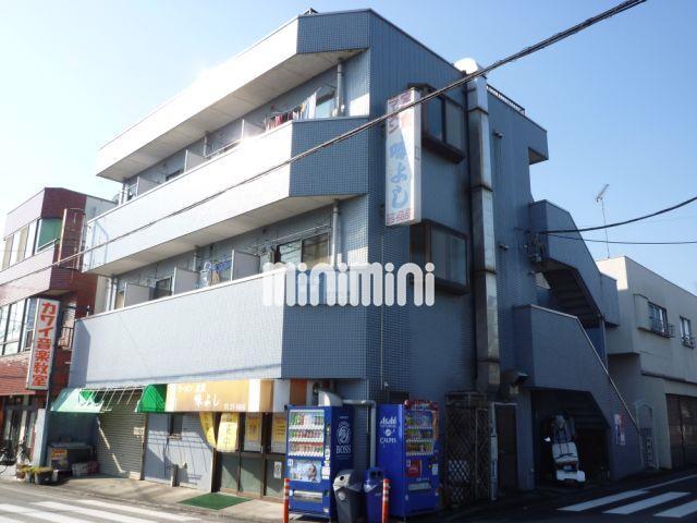 中央本線 八王子駅(バス17分 ・新清水橋停、 徒歩3分)