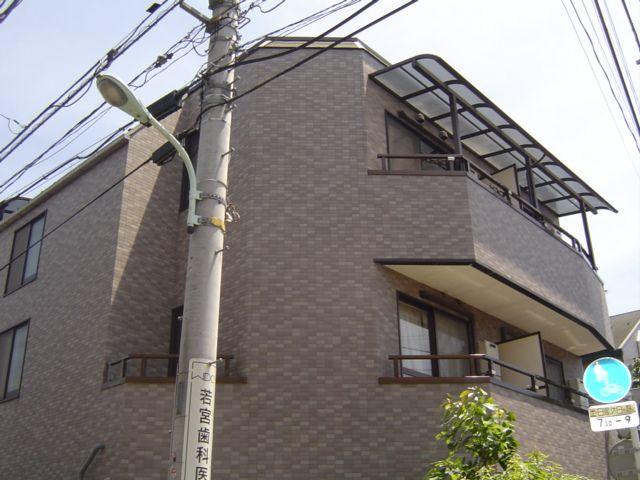 東京都中野区若宮3丁目1R
