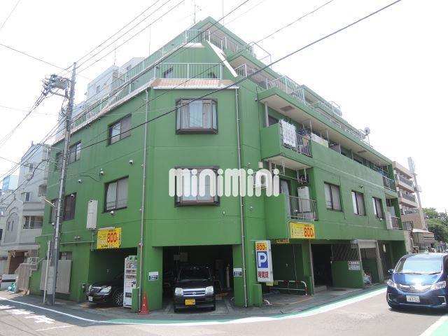 東京都八王子市子安町4丁目2K