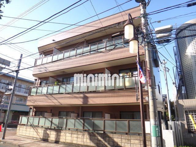 西武多摩川線 白糸台駅(徒歩8分)