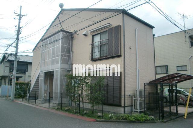 東京都国立市富士見台1丁目1R