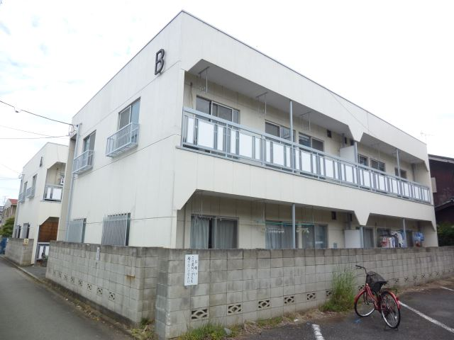 増田コーポB棟