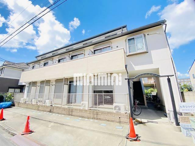 西武新宿線 東伏見駅(徒歩4分)