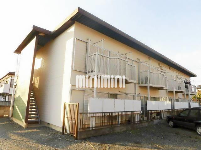 西武鉄道多摩川線 白糸台駅(徒歩23分)
