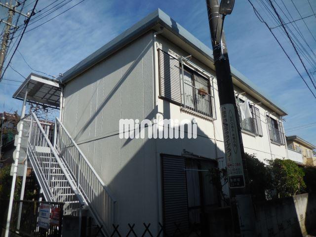 中央本線 武蔵境駅(バス10分 ・中前橋バス停、 徒歩4分)