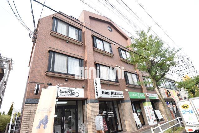 中央本線 八王子駅(バス18分 ・新清水橋停、 徒歩5分)
