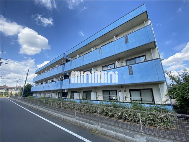 中央本線 武蔵小金井駅(バス10分 ・日立国際電気前停、 徒歩1分)