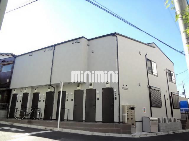 東京都中野区若宮3丁目1K