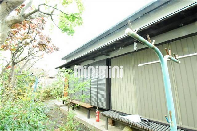中央本線 武蔵小金井駅(徒歩8分)