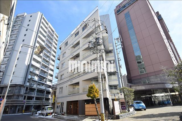 長野電鉄長野線 市役所前駅(徒歩3分)