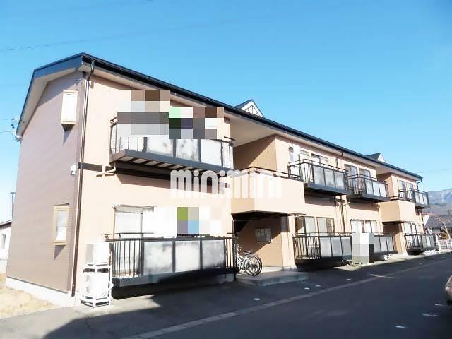 篠ノ井線 平田駅(徒歩23分)