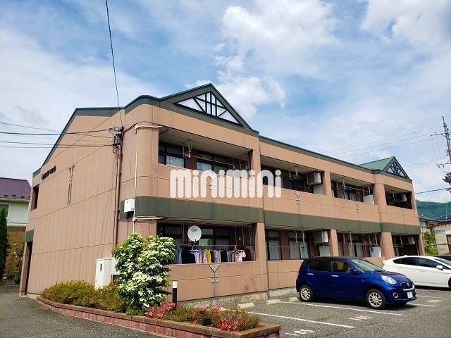 篠ノ井線 松本駅(バス16分 ・松岡停、 徒歩4分)