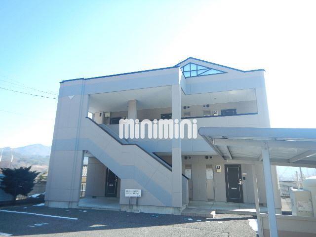 篠ノ井線 松本駅(バス15分 ・西岡田停停、 徒歩3分)