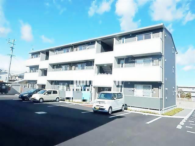 篠ノ井線 松本駅(バス17分 ・野溝口停、 徒歩8分)