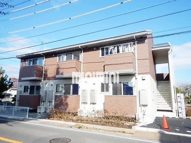 篠ノ井線 村井駅(バス22分 ・笹賀出張所南停、 徒歩8分)