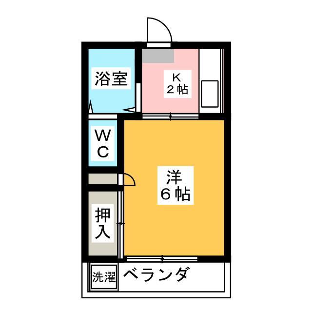 お風呂・トイレ別・南向き ...