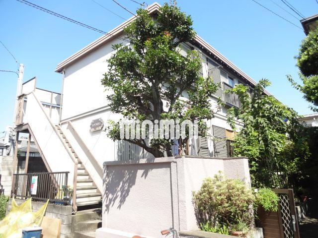 東京都目黒区、祐天寺駅徒歩10分の築30年 2階建の賃貸アパート