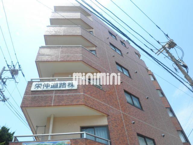 東京都大田区、洗足駅徒歩8分の築30年 6階建の賃貸マンション