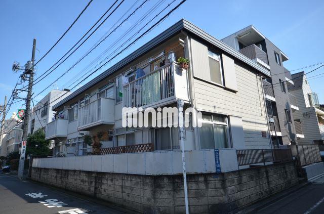 東京都品川区、不動前駅徒歩12分の築37年 2階建の賃貸アパート