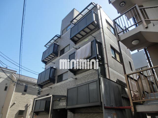 東京都杉並区、上北沢駅徒歩11分の築15年 3階建の賃貸マンション