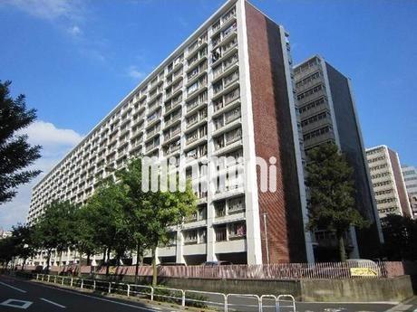 東京都品川区、大森駅徒歩2分の築46年 13階建の賃貸マンション