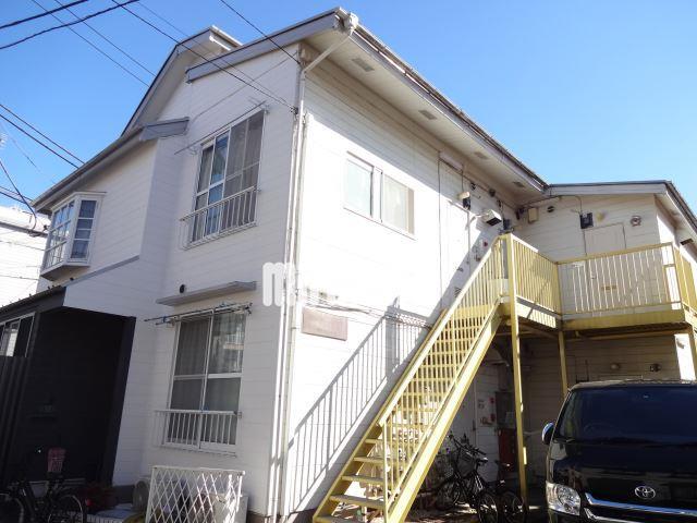 東京都目黒区、祐天寺駅徒歩17分の築29年 2階建の賃貸アパート