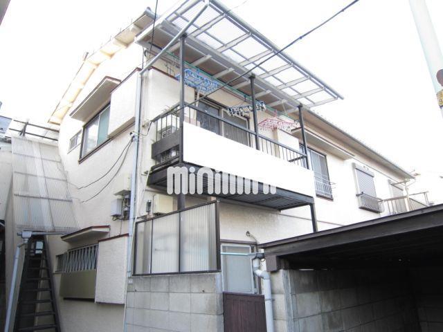 東京都杉並区、西永福駅徒歩22分の築28年 2階建の賃貸アパート