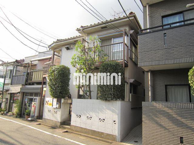 東京都杉並区、代田橋駅徒歩13分の築40年 2階建の賃貸アパート