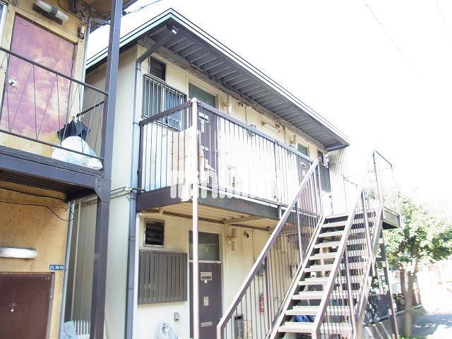 東京都大田区、田園調布駅徒歩12分の築35年 2階建の賃貸アパート