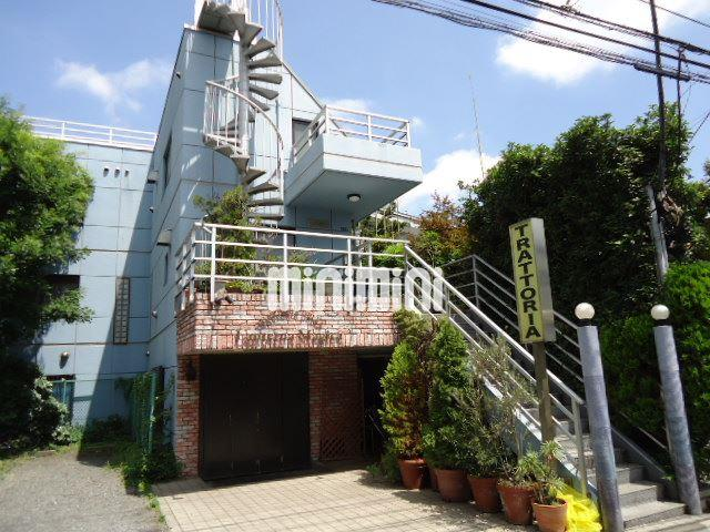 東京都品川区、目黒駅徒歩3分の築26年 3階建の賃貸マンション