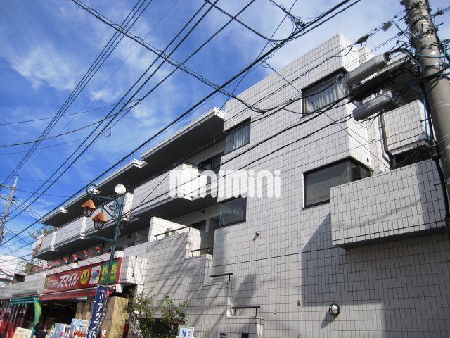 東京都大田区、蒲田駅徒歩17分の築32年 3階建の賃貸マンション