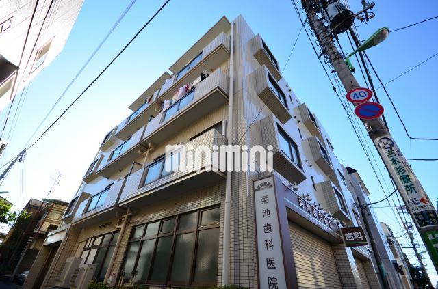 東京都世田谷区、自由が丘駅徒歩8分の築29年 4階建の賃貸マンション