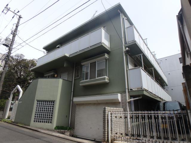 東京都世田谷区、田園調布駅徒歩7分の築28年 2階建の賃貸マンション