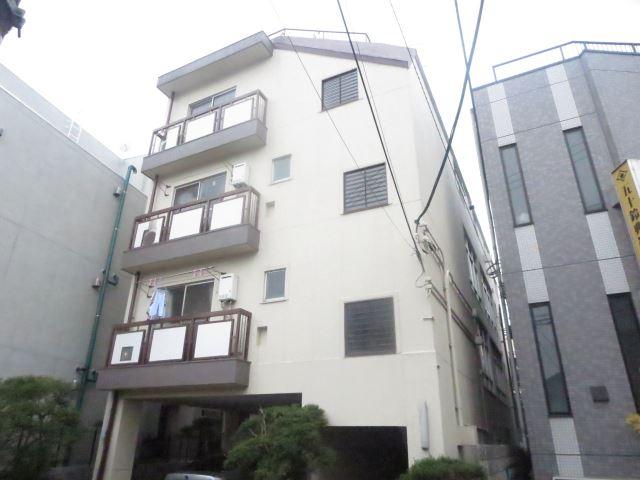東京都大田区、蒲田駅徒歩6分の築35年 4階建の賃貸マンション