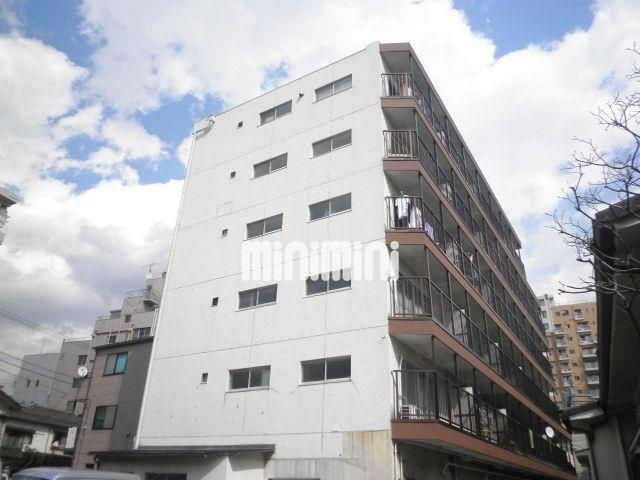 東京都大田区、大森駅徒歩12分の築45年 6階建の賃貸マンション