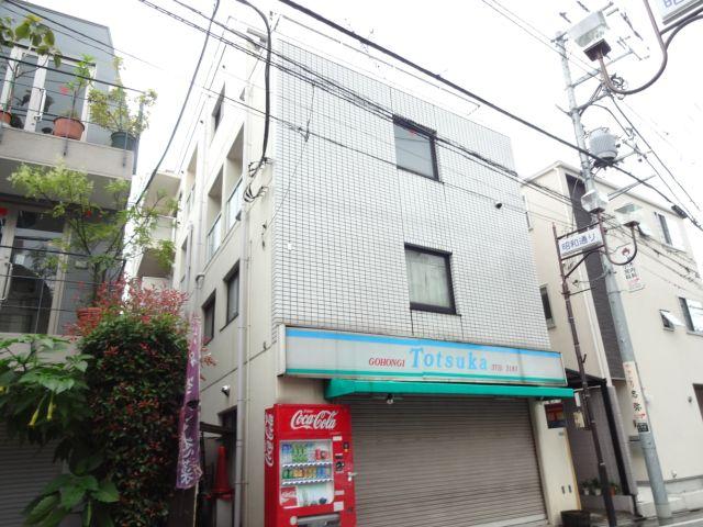 東京都目黒区、祐天寺駅徒歩2分の築27年 4階建の賃貸マンション