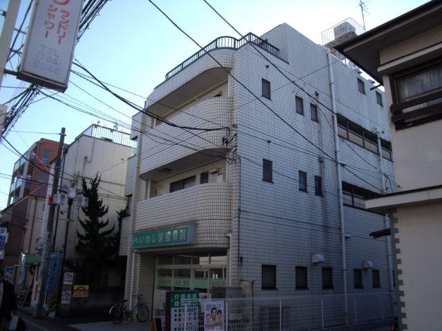 東京都大田区、大森駅徒歩12分の築26年 4階建の賃貸マンション
