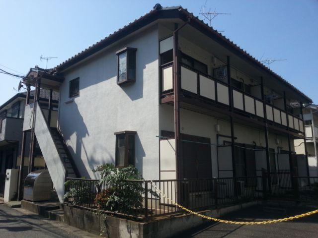 いづみハイツA棟