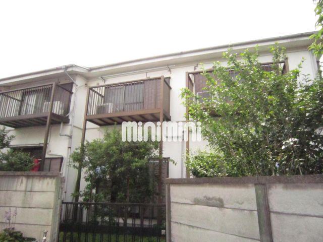 東京都杉並区、永福町駅徒歩13分の築34年 2階建の賃貸アパート