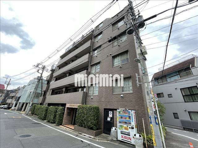 東急目黒線 目黒駅(徒歩7分)