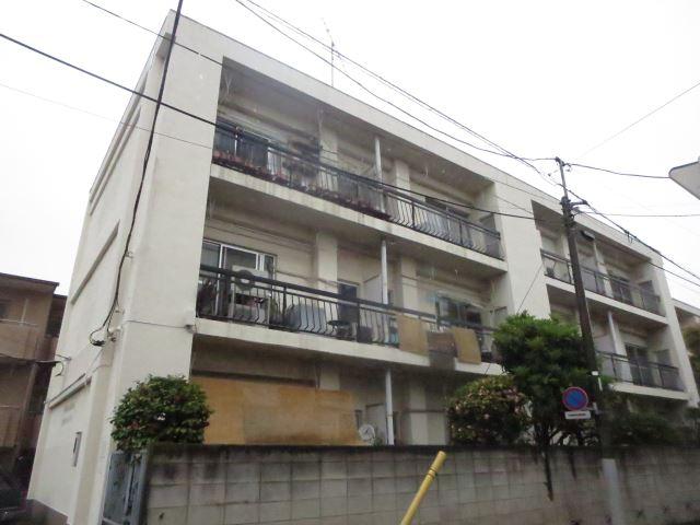 東京都大田区、蒲田駅徒歩19分の築50年 3階建の賃貸マンション
