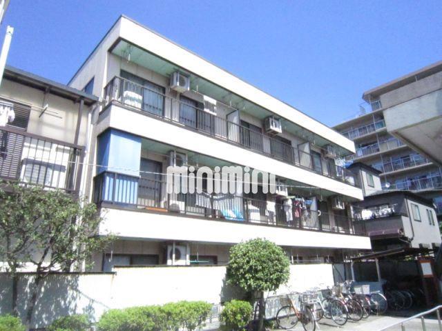 東京都大田区、京急蒲田駅徒歩19分の築25年 3階建の賃貸マンション