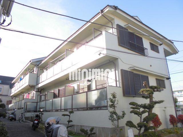 東京都目黒区、学芸大学駅徒歩16分の築31年 2階建の賃貸アパート