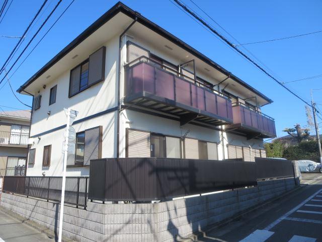 東京都大田区、御嶽山駅徒歩5分の築15年 2階建の賃貸アパート